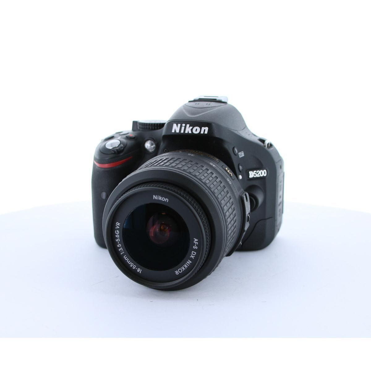 NIKON D5200 18-55VR KIT【中古】