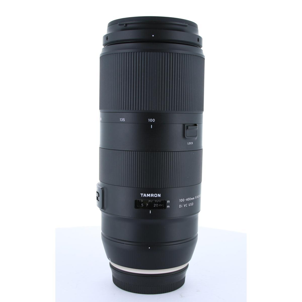 TAMRON EOS(A035)100-400mm F4.5-6.3【中古】