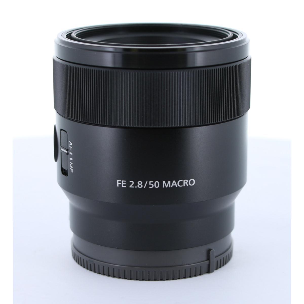 SONY FE50mm F2.8MACRO(SEL50M28)【中古】