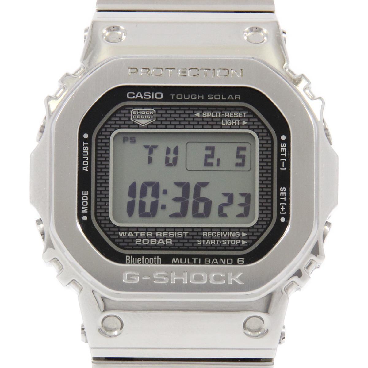 カシオ GMW-B5000D-1JF G-SHOCK ソーラークォーツ【中古】