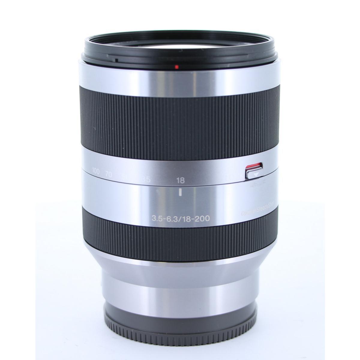 SONY E18-200mm F3.5-6.3OSS【中古】
