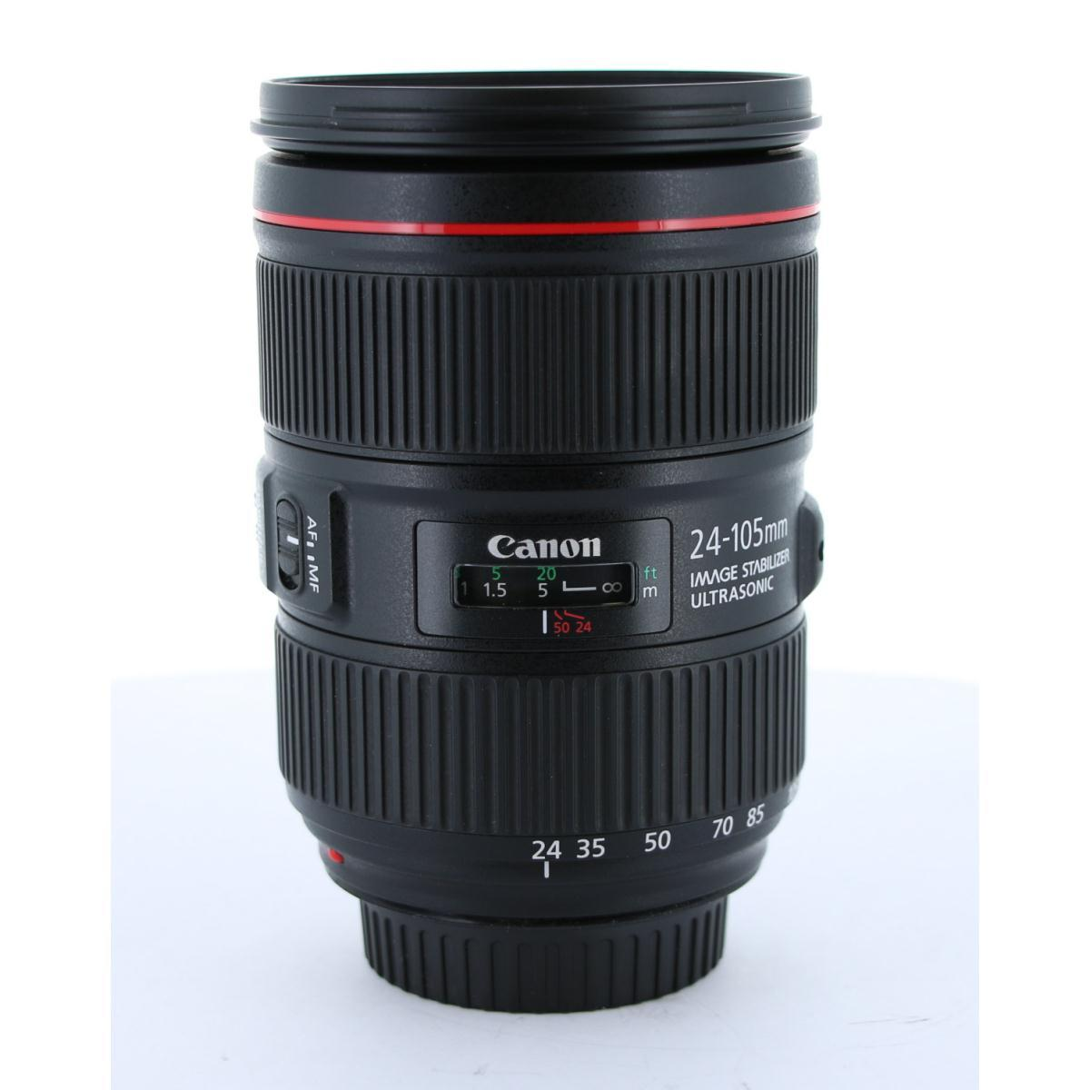 CANON EF24-105mm F4L ISII USM【中古】