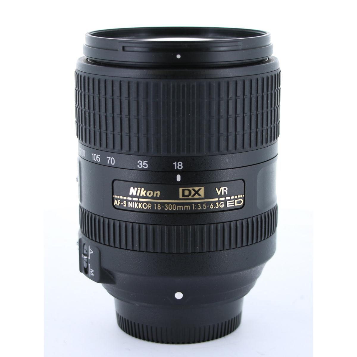 NIKON AF-S DX18-300mm F3.5-6.3G VR【中古】