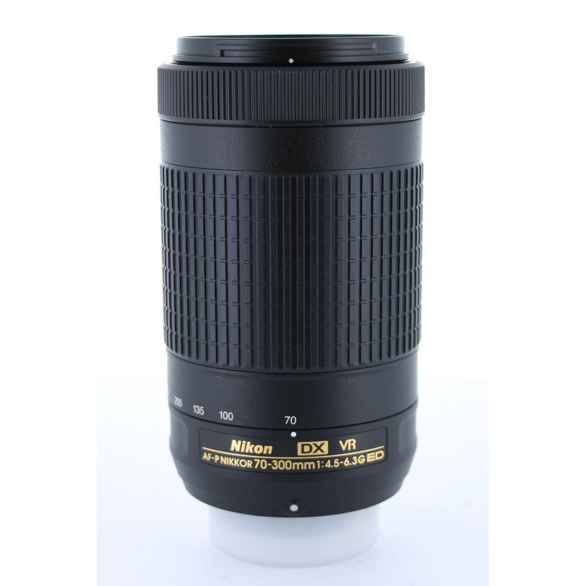 NIKON AF-P DX70-300mm F4.5-6.3G VR【中古】