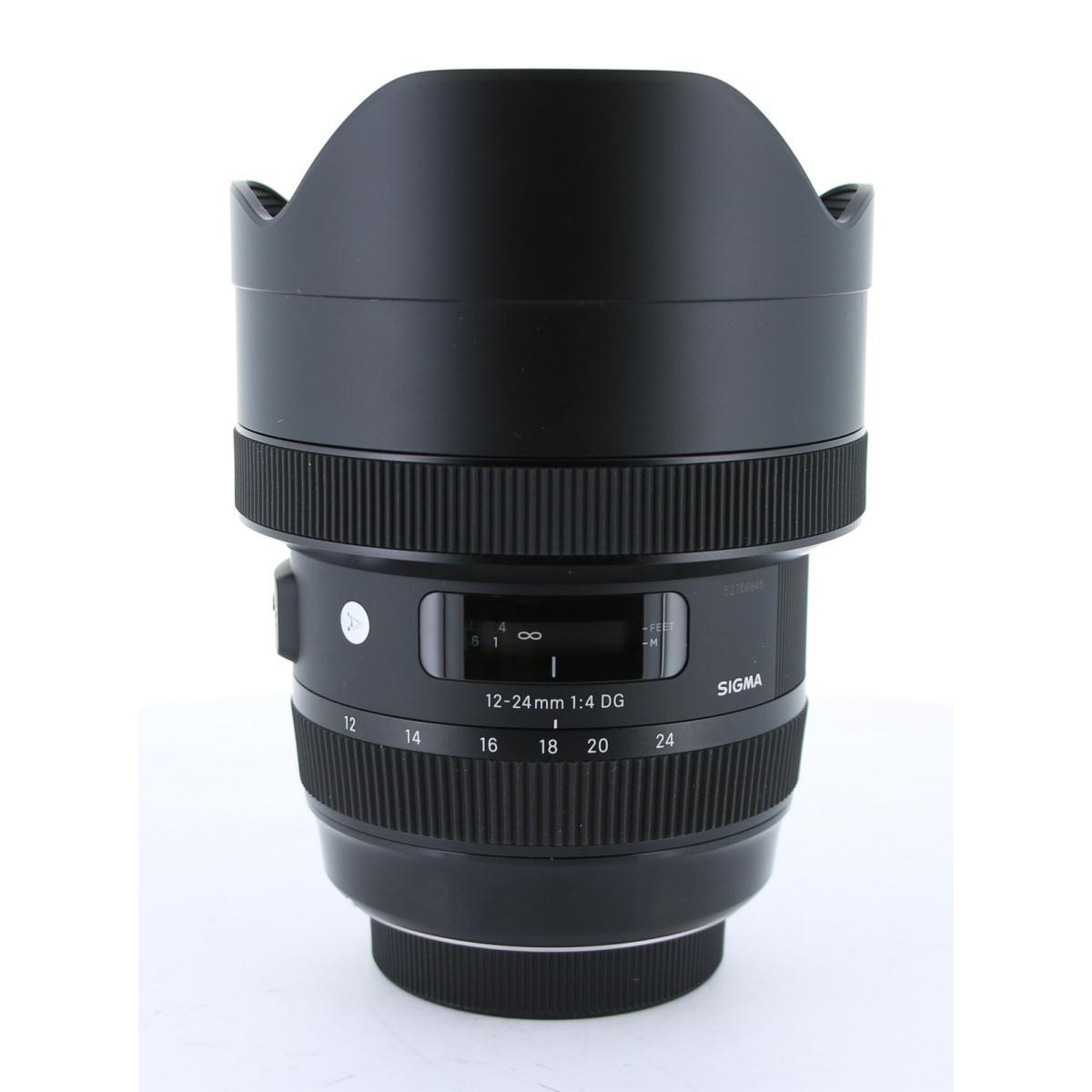 SIGMA SA12-24mm F4DG HSM(A)【中古】
