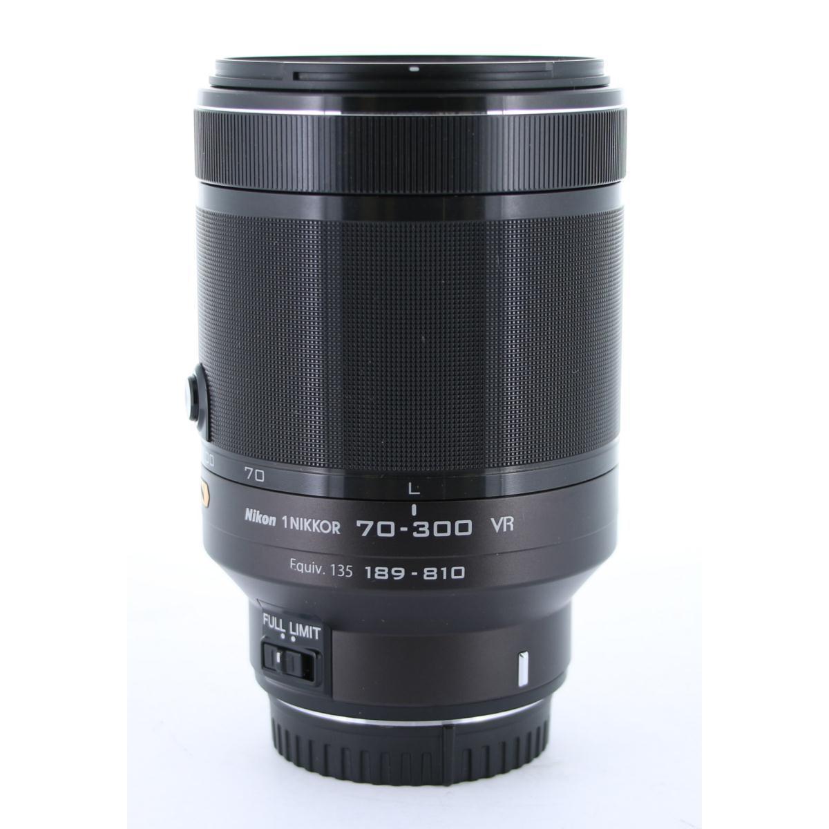NIKON NIKON1 70-300mm F4.5-5.6VR【中古】