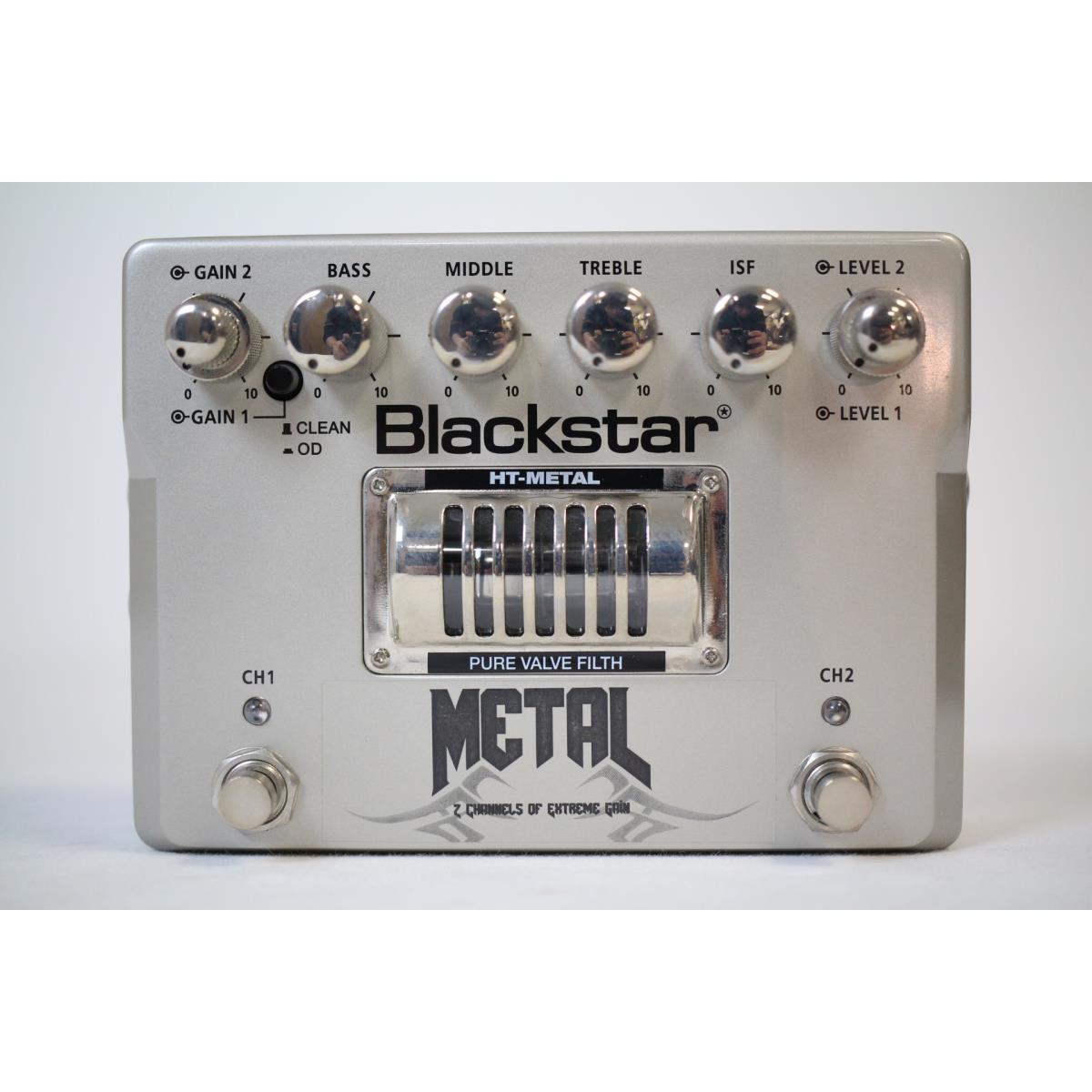 BLACK STAR  HT-METAL【中古】