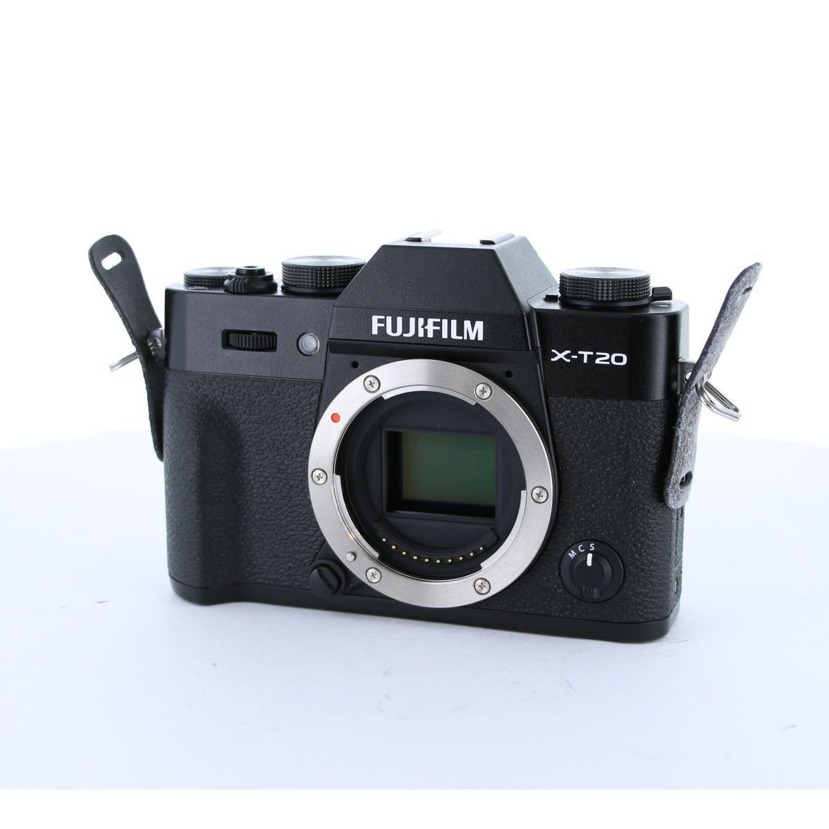 FUJIFILM X-T20【中古】