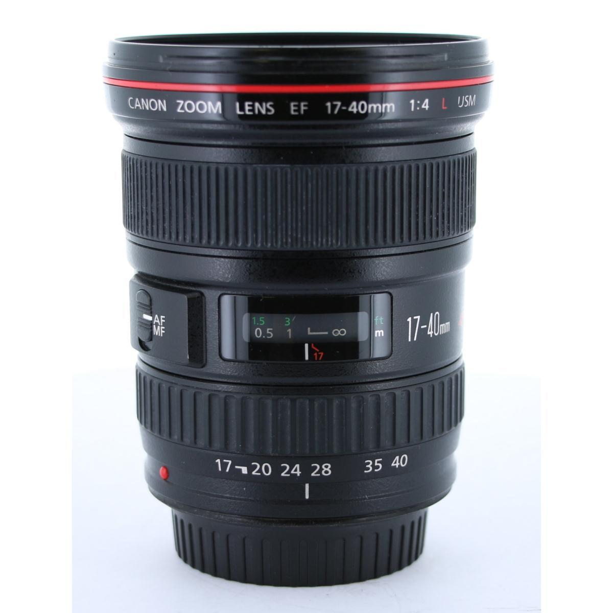 CANON EF17-40mm F4L USM【中古】