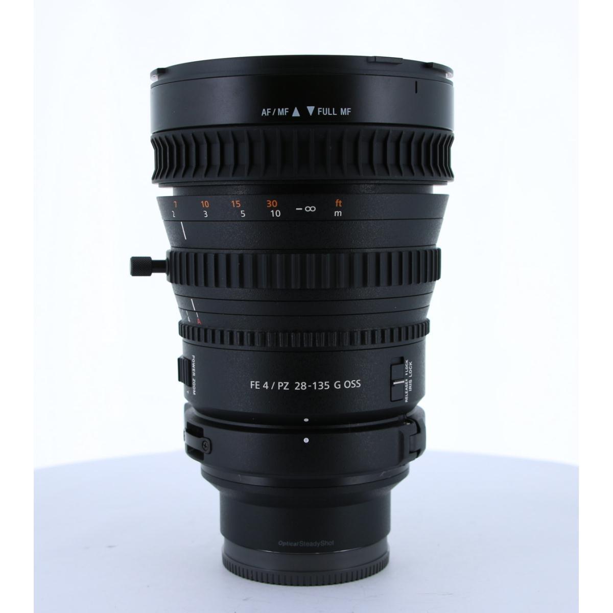 SONY FE PZ28-135mm F4G(SELP28135G【中古】
