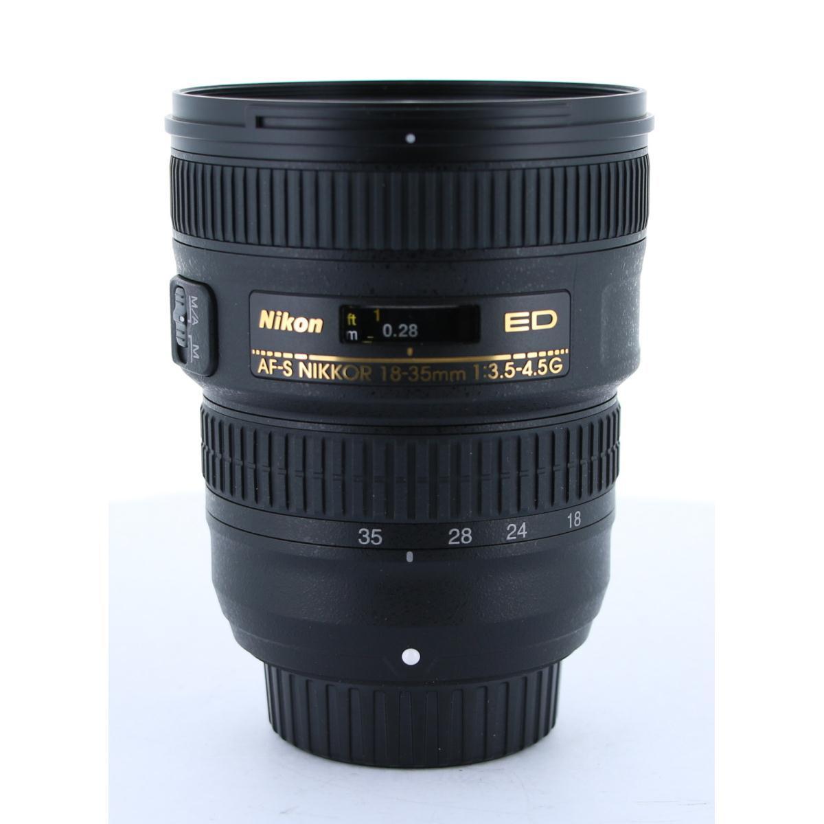 NIKON NIKON AF-S18-35mm F3.5-4.5G ED【中古】 ED【中古】, ファーストワン:e99ebc4f --- officewill.xsrv.jp