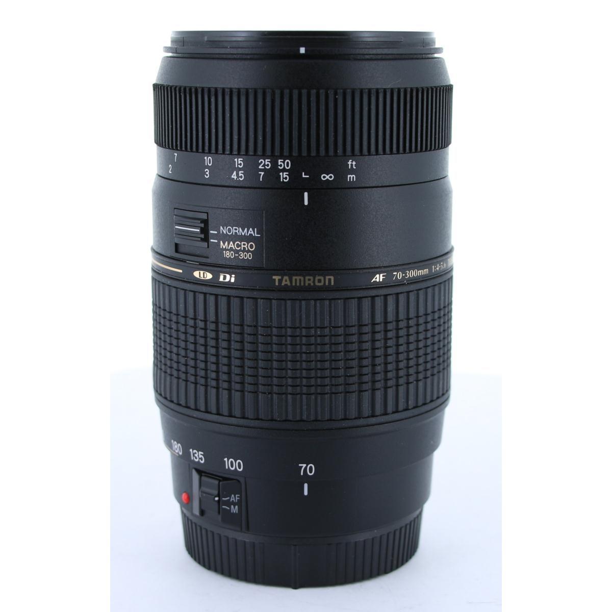 TAMRON EOS70-300mm F4-5.6MACRO(A17)【中古】