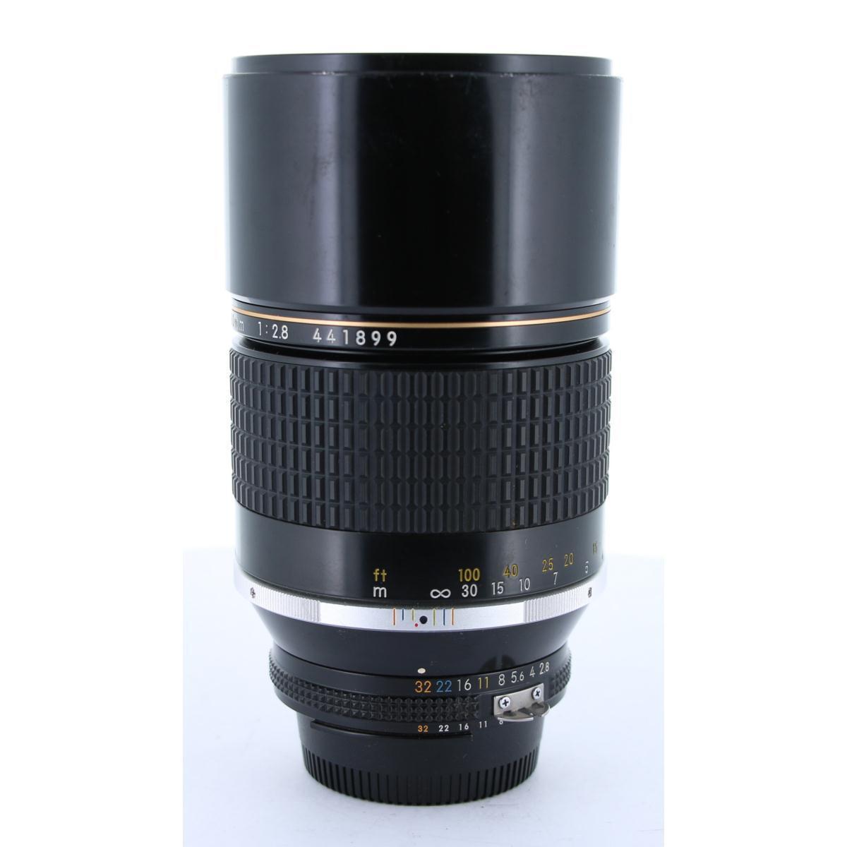 NIKON AI180mm F2.8S ED【中古】