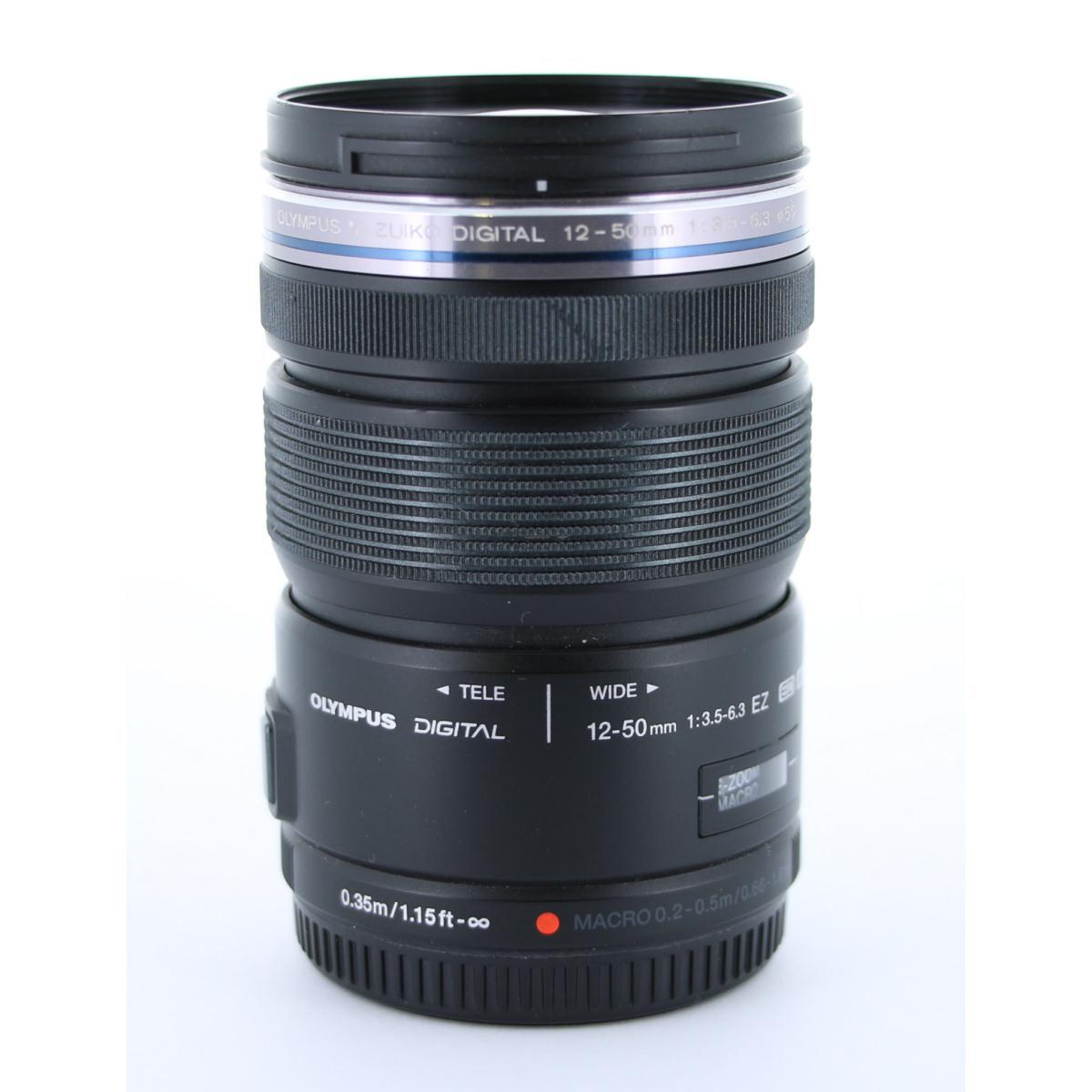 OLYMPUS MZD ED12-50mm F3.5-6.3EZ【中古】