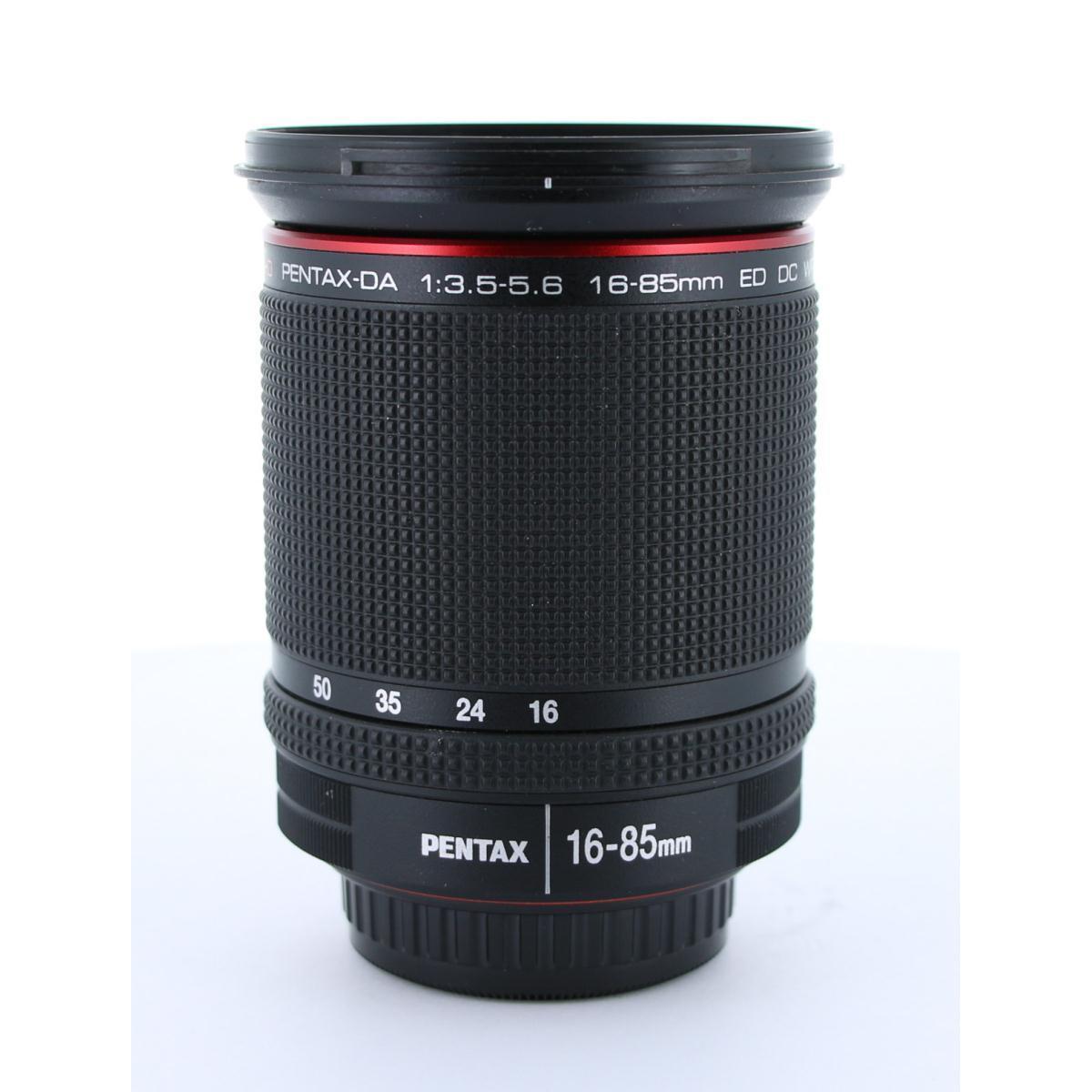 PENTAX HD DA16-85mm F3.5-5.6DC WR【中古】