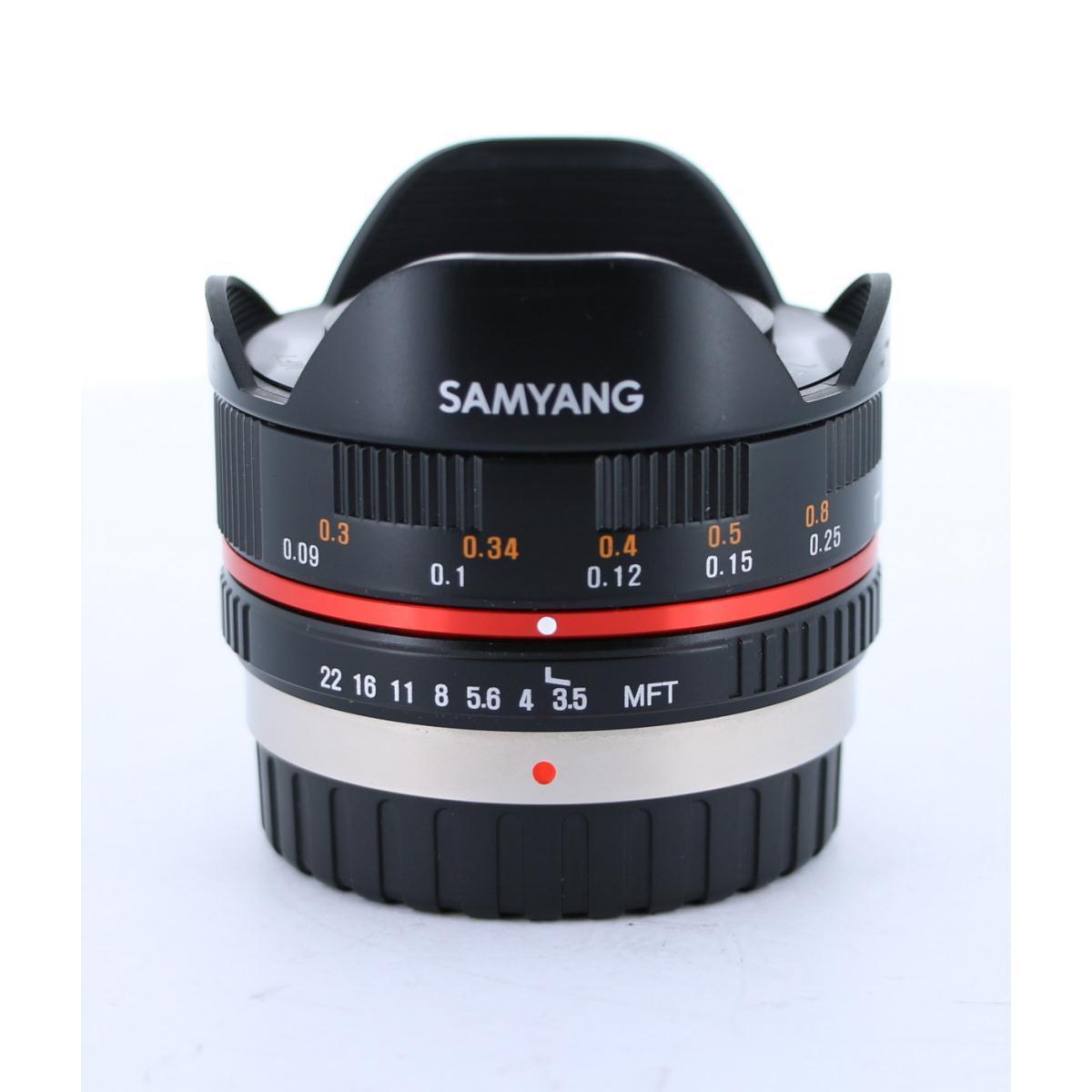 SAMSUNG MFT7.5mm F3.5UMC FISHEYE【中古】
