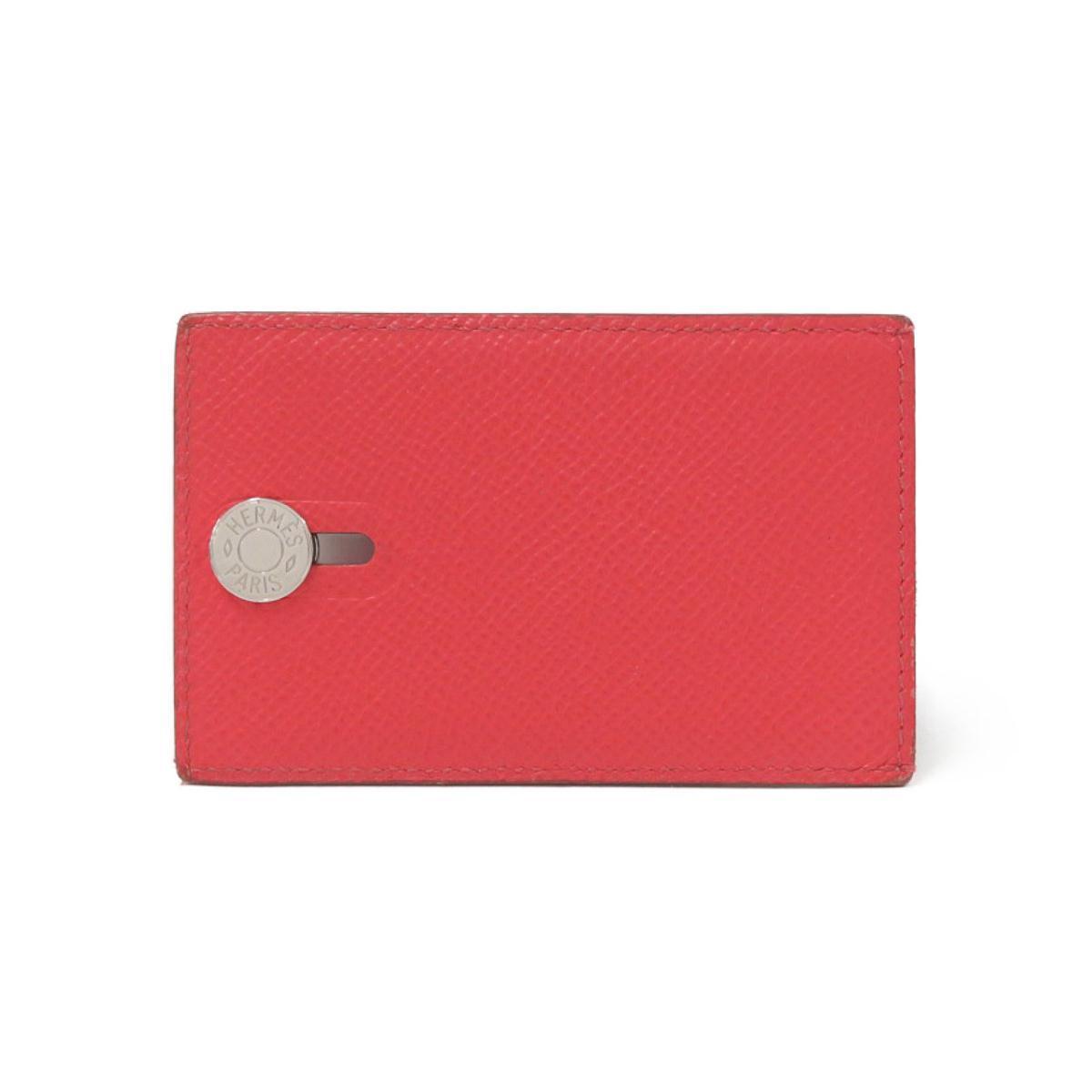 エルメス カードケース 055800CK【中古】