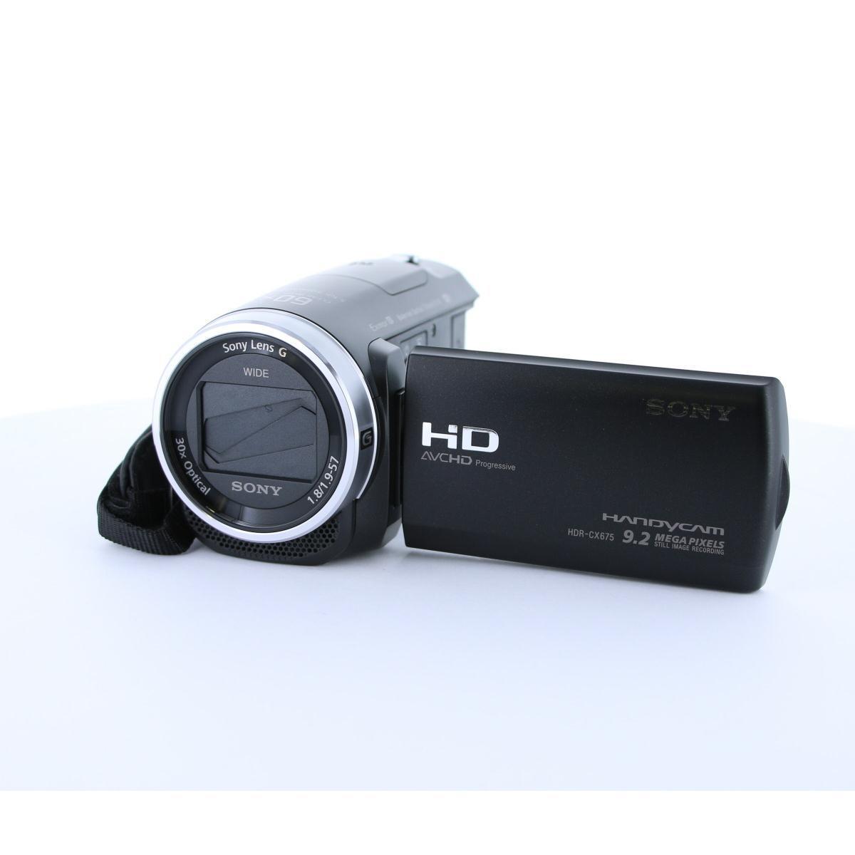 SONY HDR-CX675【中古】
