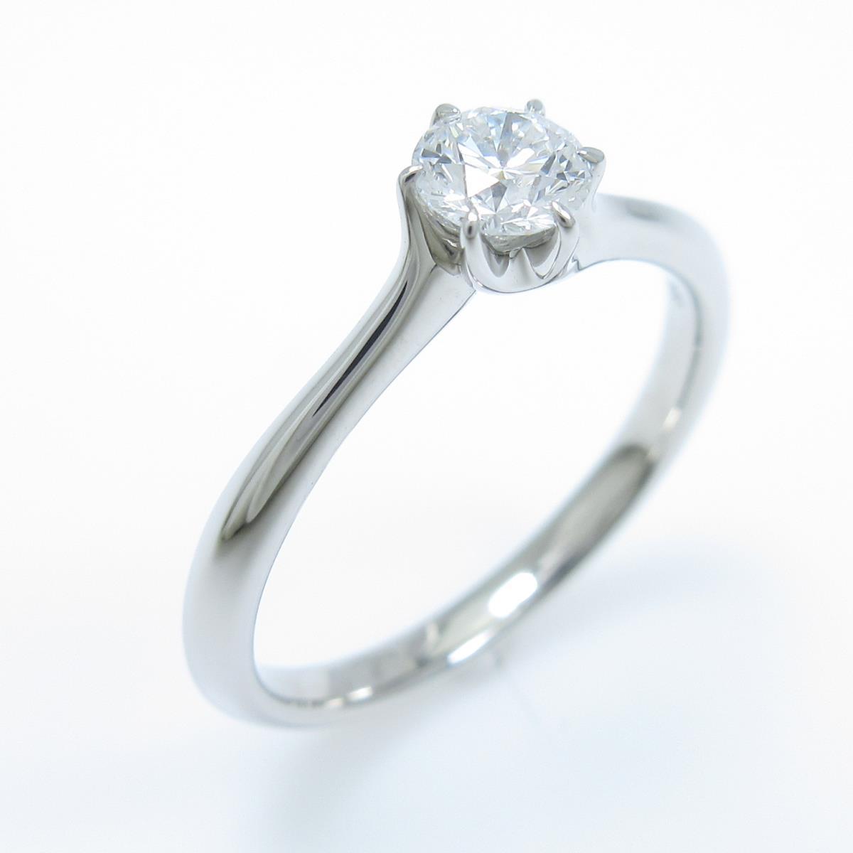スタージュエリー ダイヤモンドリング 0.280ct・D・VS1・3EXT【中古】