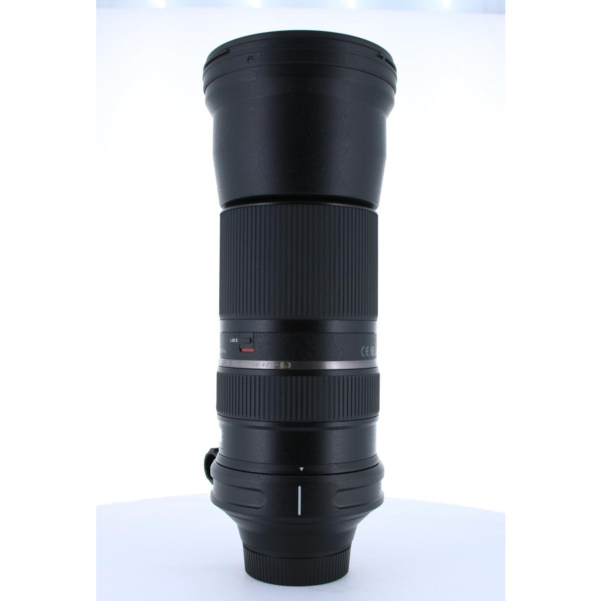 TAMRON ニコン150-600mm F5-6.3VC(A011)【中古】