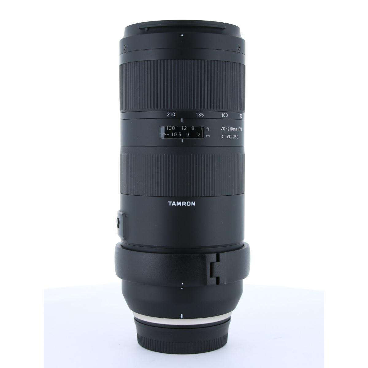 TAMRON ニコン(A034)70-210mm F4DIVCUSD【中古】