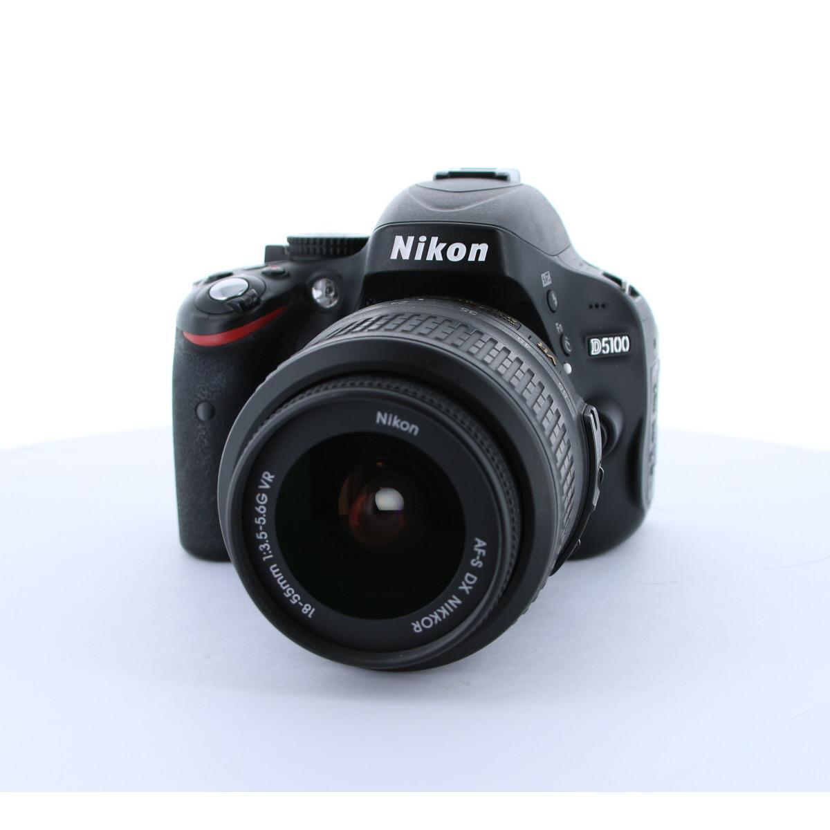 NIKON D5100 18-55VR KIT【中古】