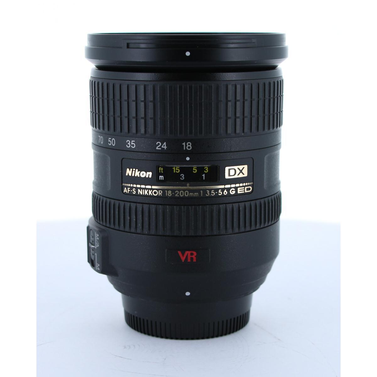 NIKON AF-S DX18-200mm F3.5-5.6G VR【中古】