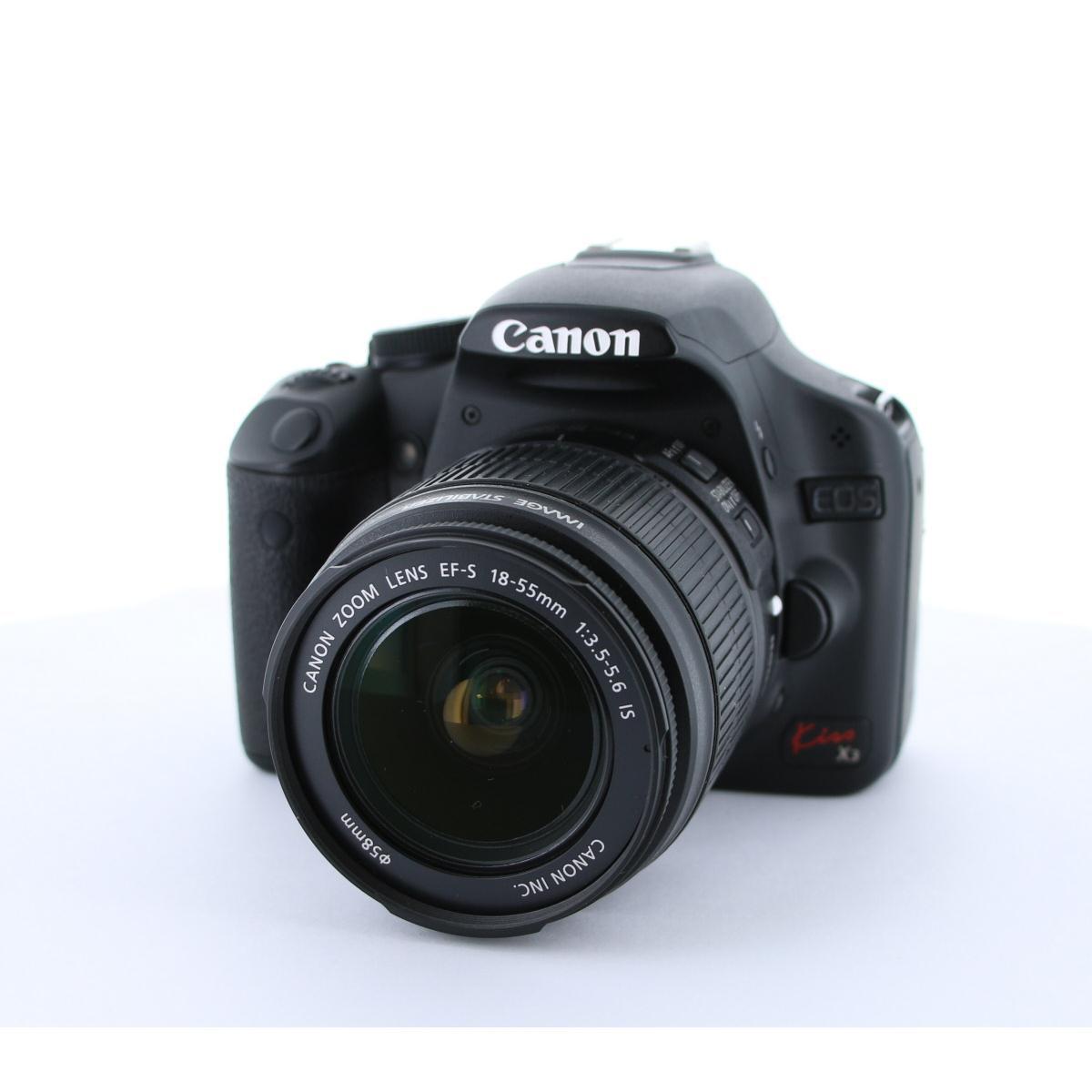 CANON EOS KISS X3 18-55IS KIT【中古】