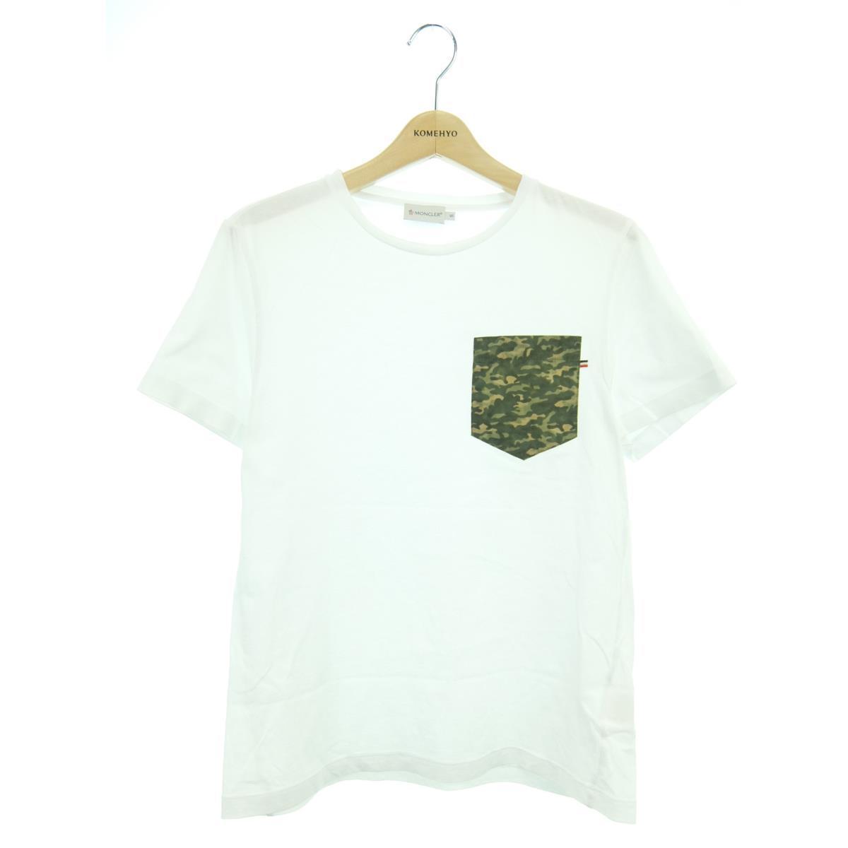 モンクレール MONCLER Tシャツ【中古】