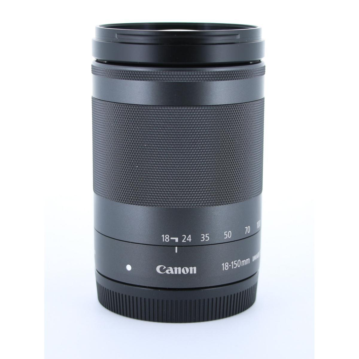 CANON EF-M18-150mm F3.5-6.3IS STM【中古】