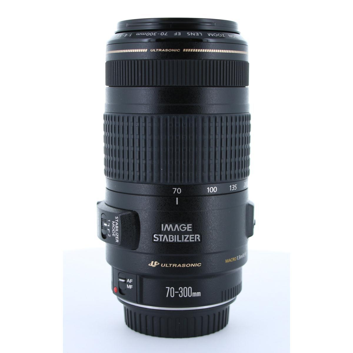 CANON EF70-300mm F4-5.6IS USM【中古】