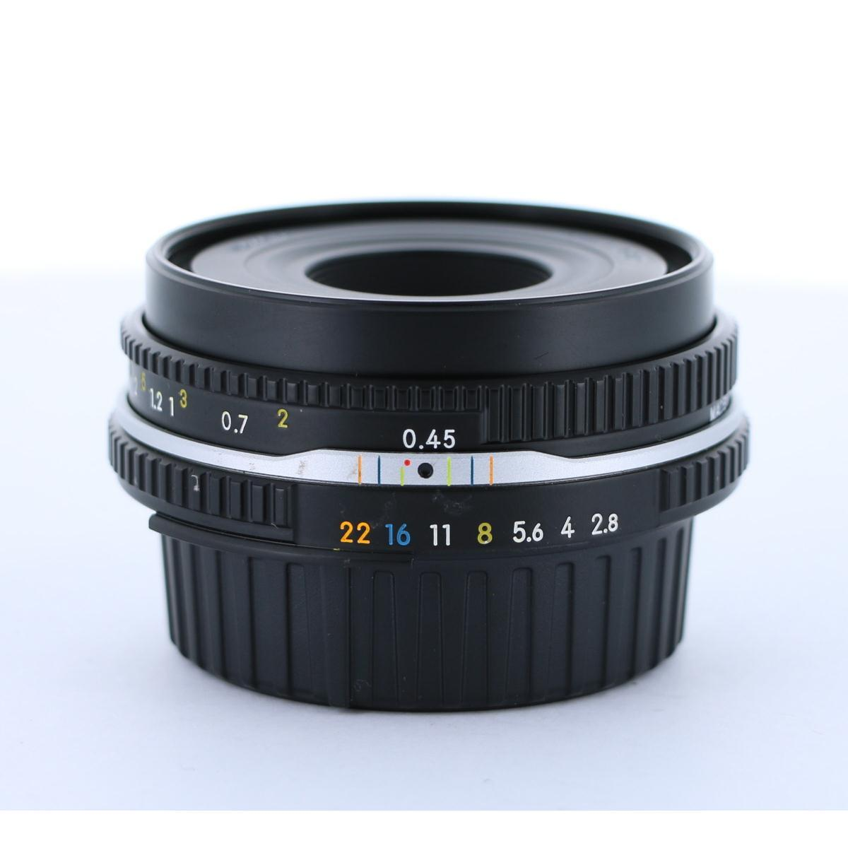 NIKON AI45mm F2.8P BLACK【中古】
