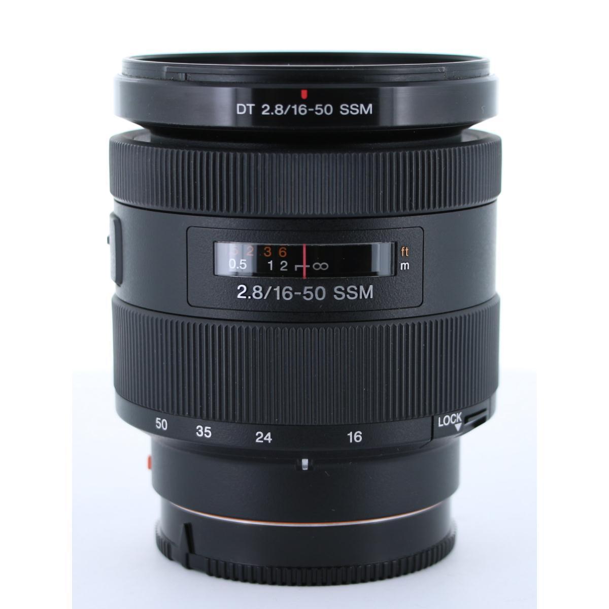 SONY DT16-50mm F2.8SSM【中古】