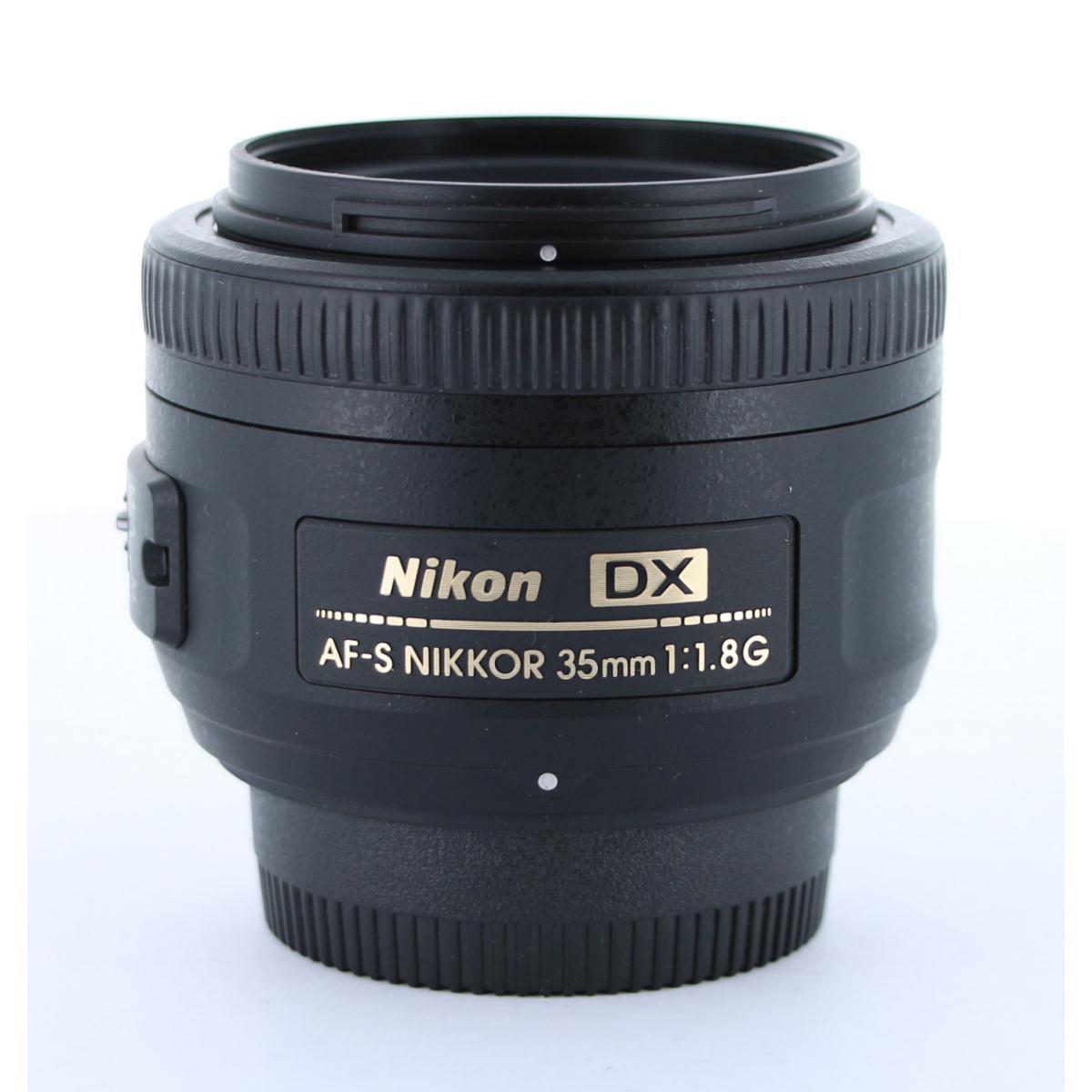 NIKON AF-S DX35mm F1.8G【中古】