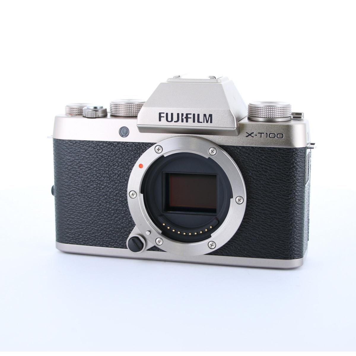 FUJIFILM X-T100【中古】