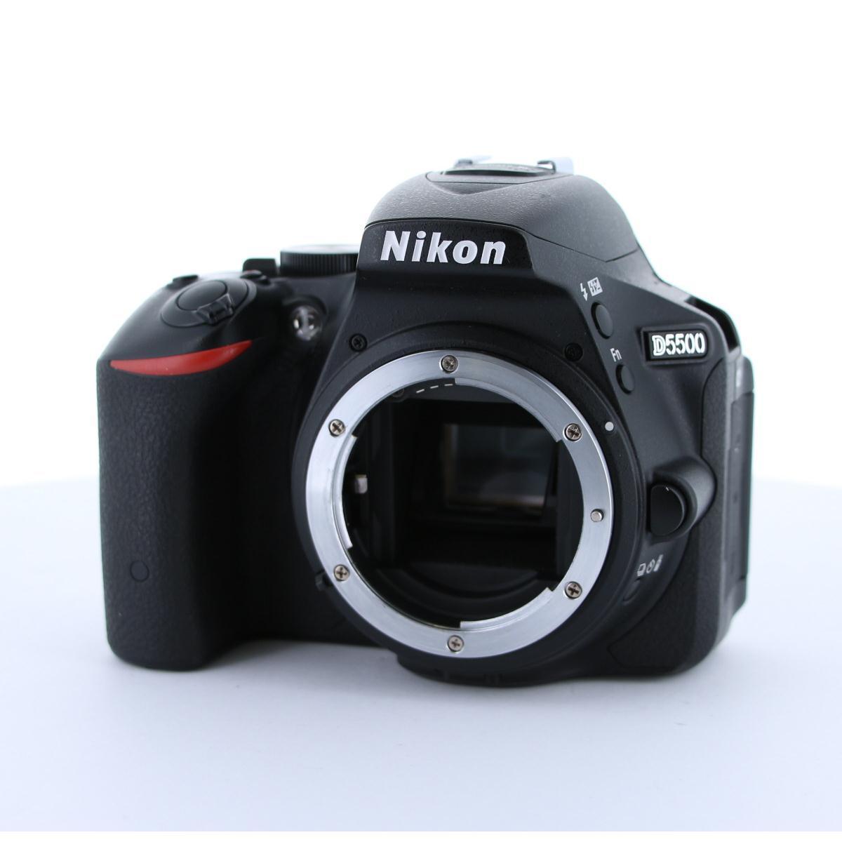 NIKON D5500【中古】