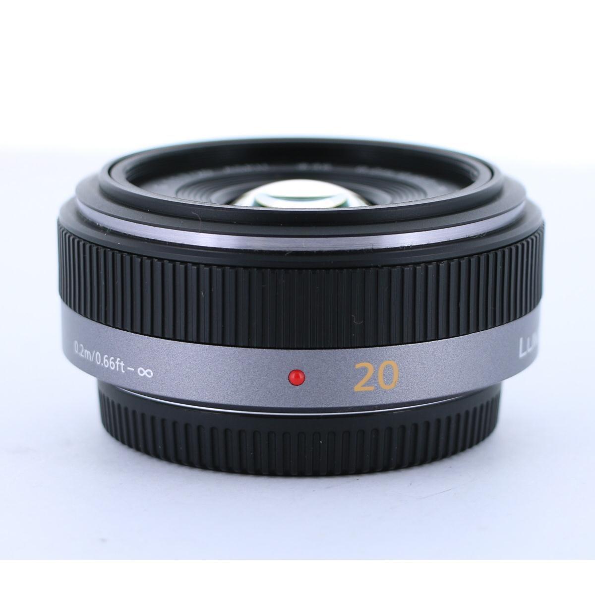 PANASONIC G20mm F1.7【中古】