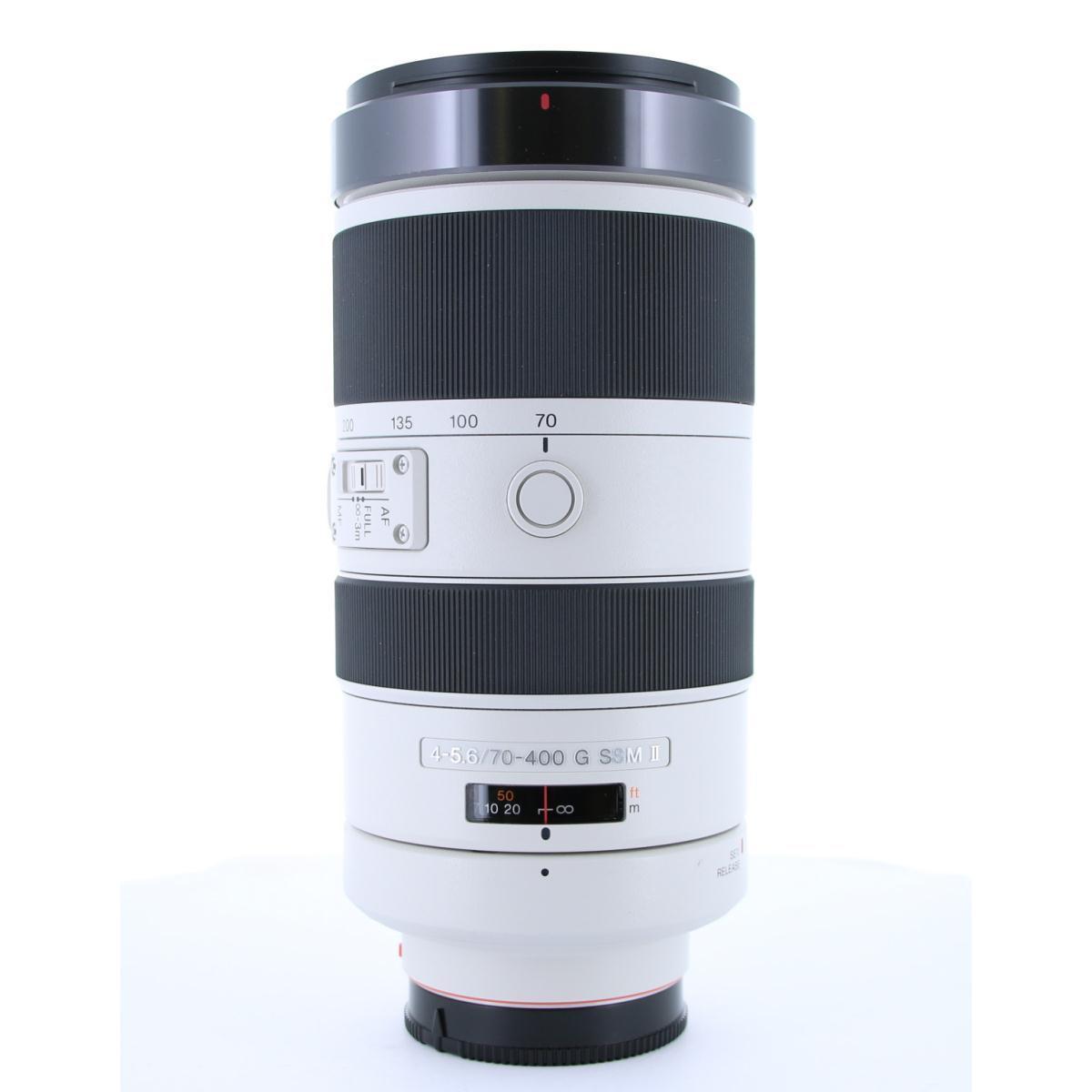 SONY 70-400mm F4-5.6G SSMII【中古】
