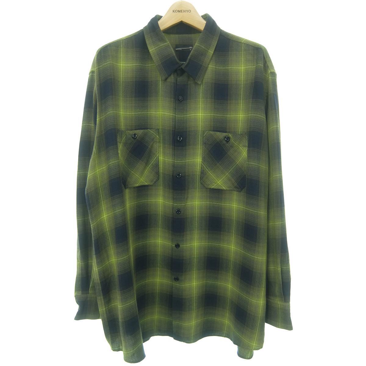 ラッドミュージシャン LAD MUSICIAN シャツ【中古】
