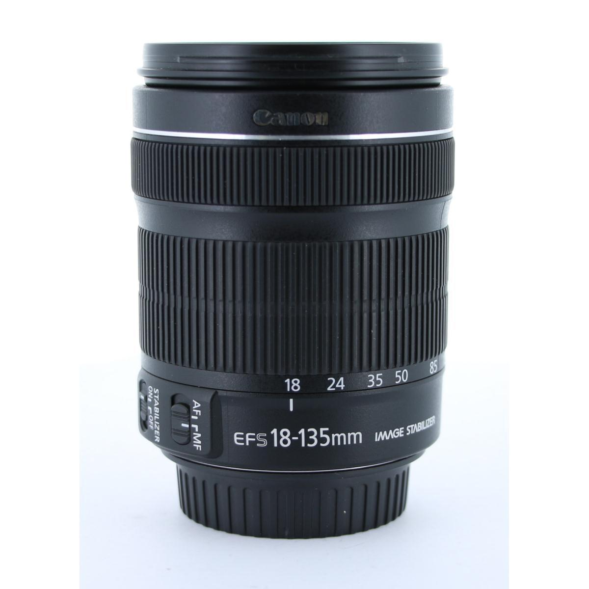 CANON EF-S18-135mm F3.5-5.6ISSTM【中古】