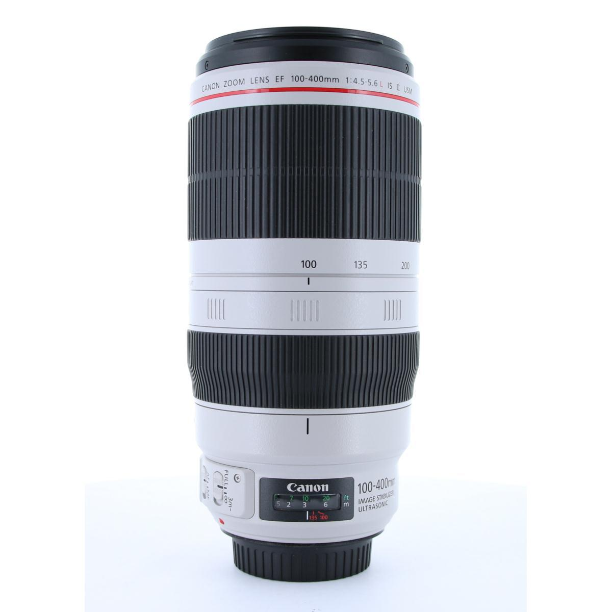 CANON EF100-400mm F4.5-5.6L ISII【中古】