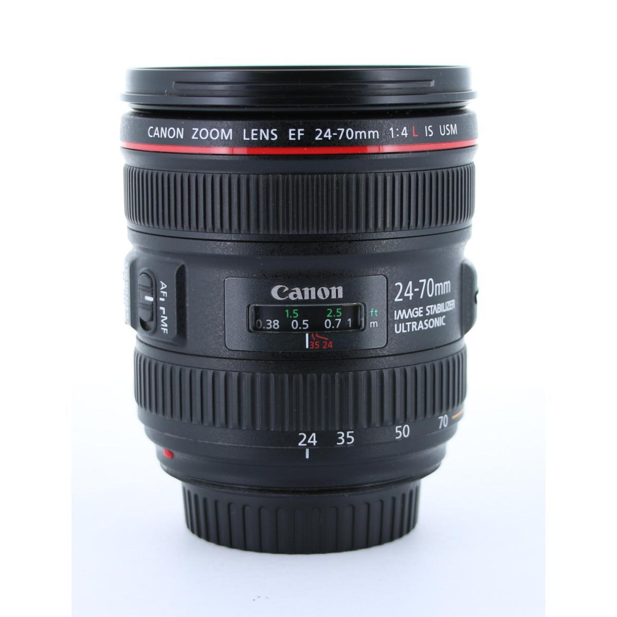 CANON EF24-70mm F4 IS USM【中古】