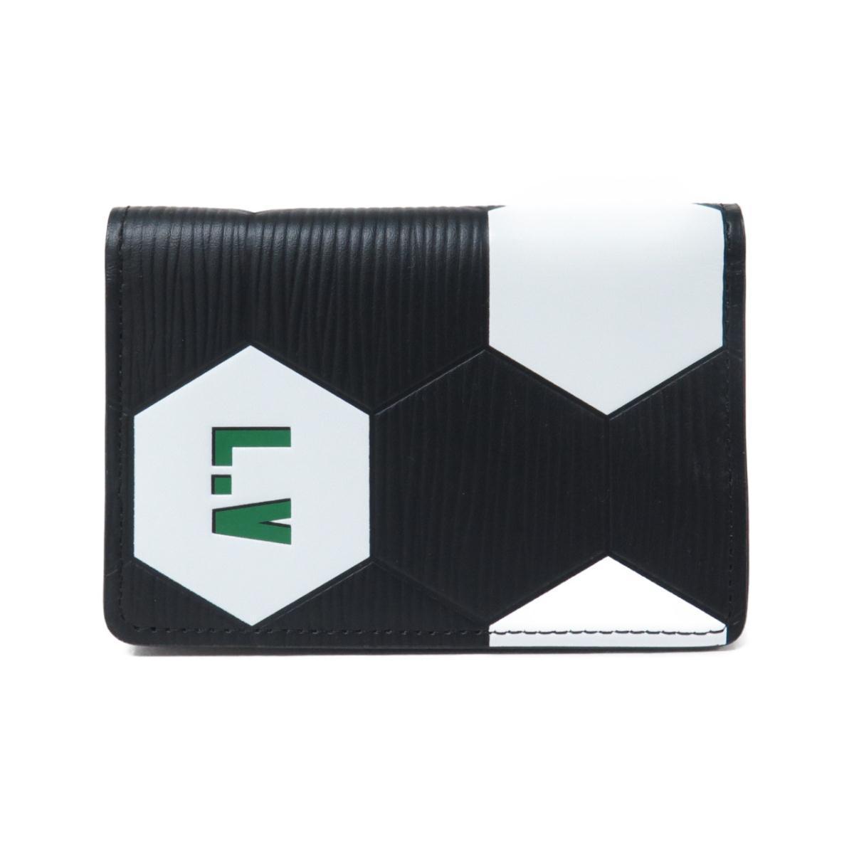 ルイヴィトン エピ カードケース M63296【中古】