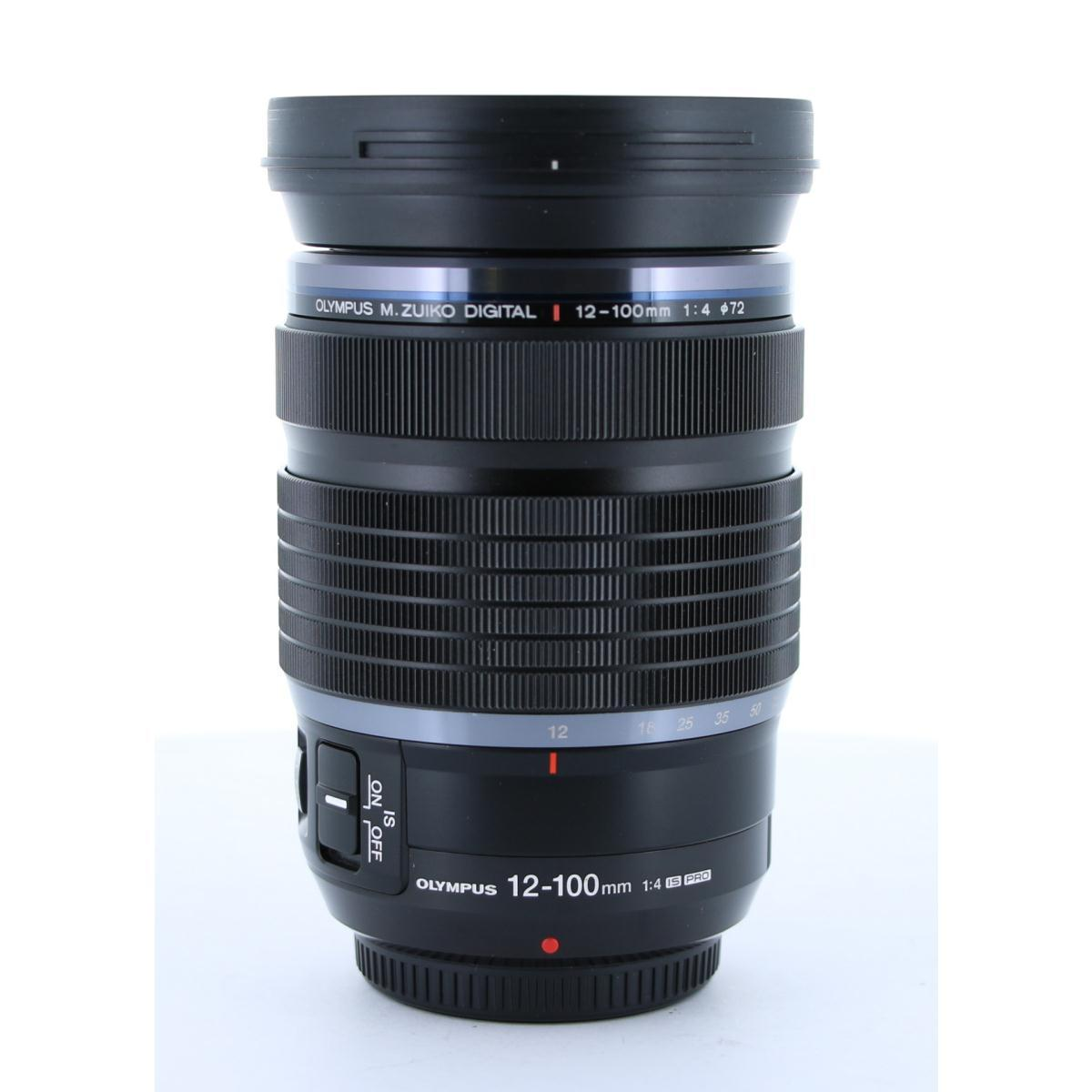 OLYMPUS MZD12-100mm F4IS PRO【中古】