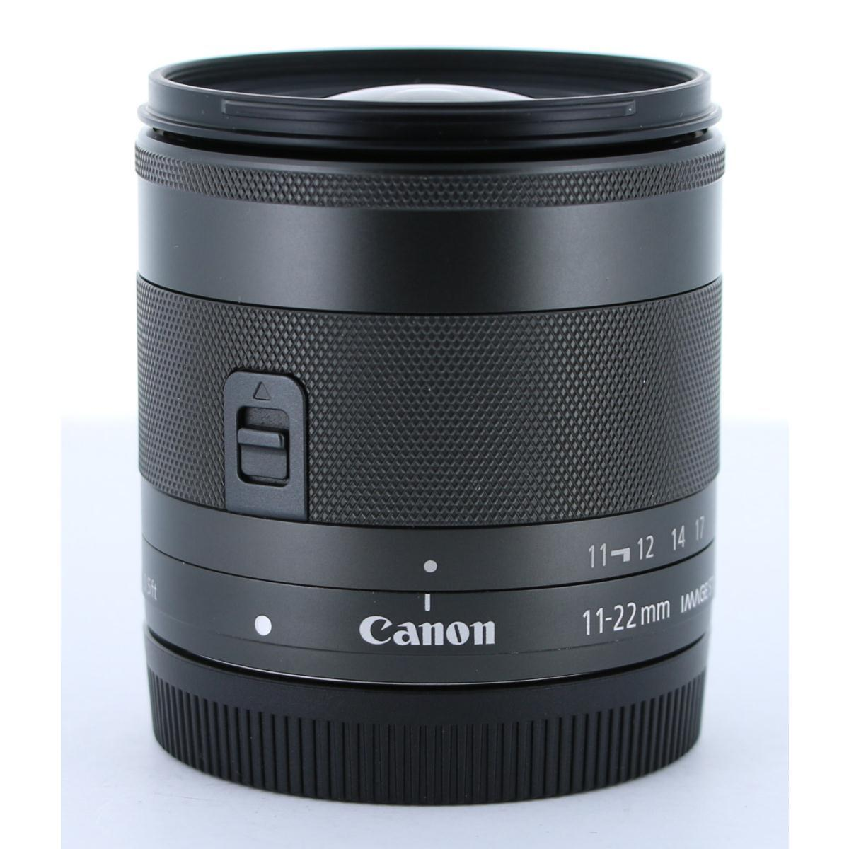 CANON EF-M11-22mm F4-5.6IS STM【中古】