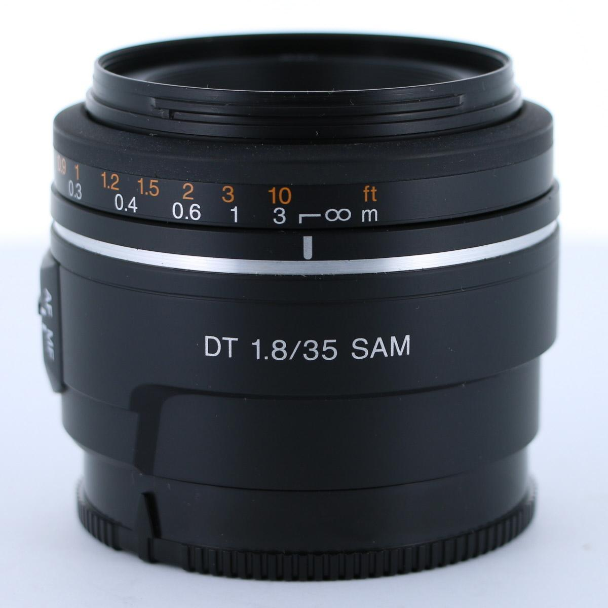SONY DT35mm F1.8SAM【中古】