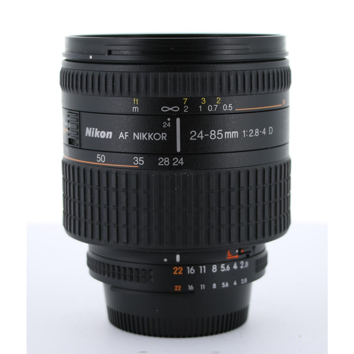 NIKON AF24-85mm F2.8-4D【中古】