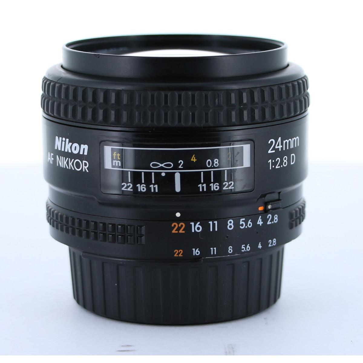 NIKON AF24mm F2.8D【中古】