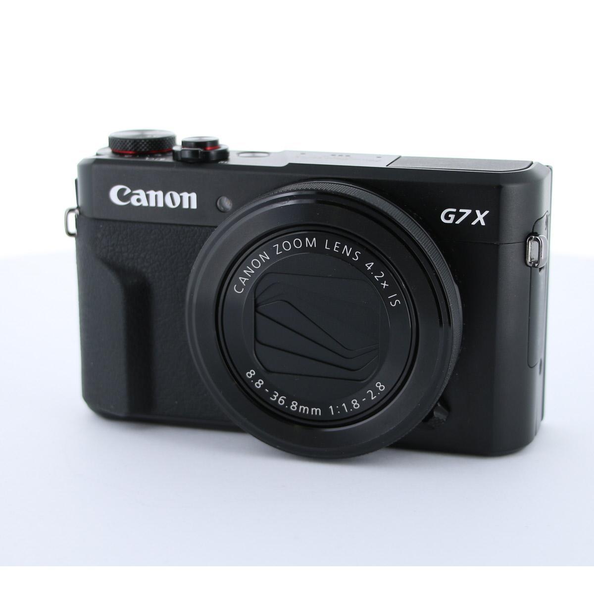 CANON POWERSHOT G7X MARKII【中古】