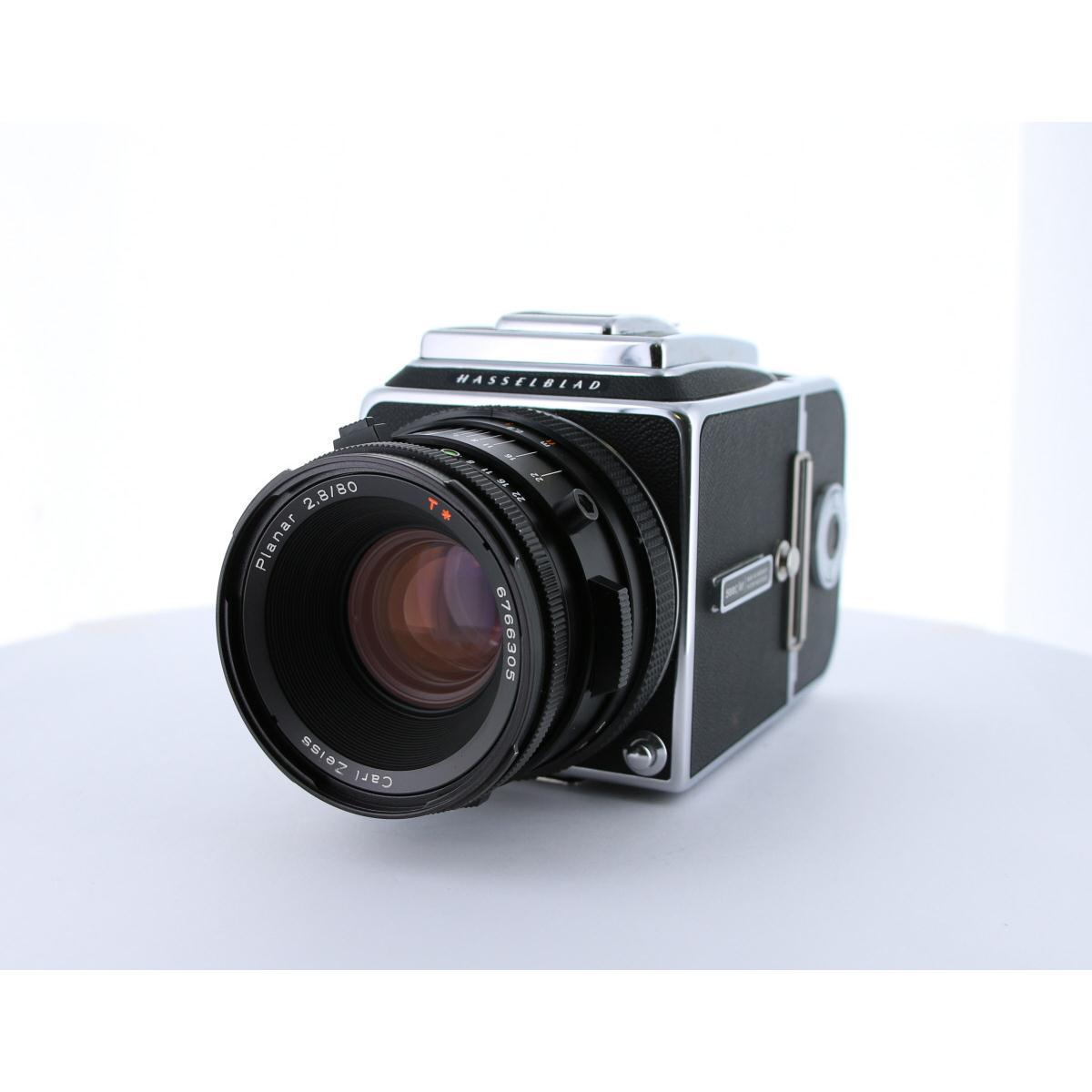 HASSELBLAD 500CM 80mm F2.8(T*) W/A12